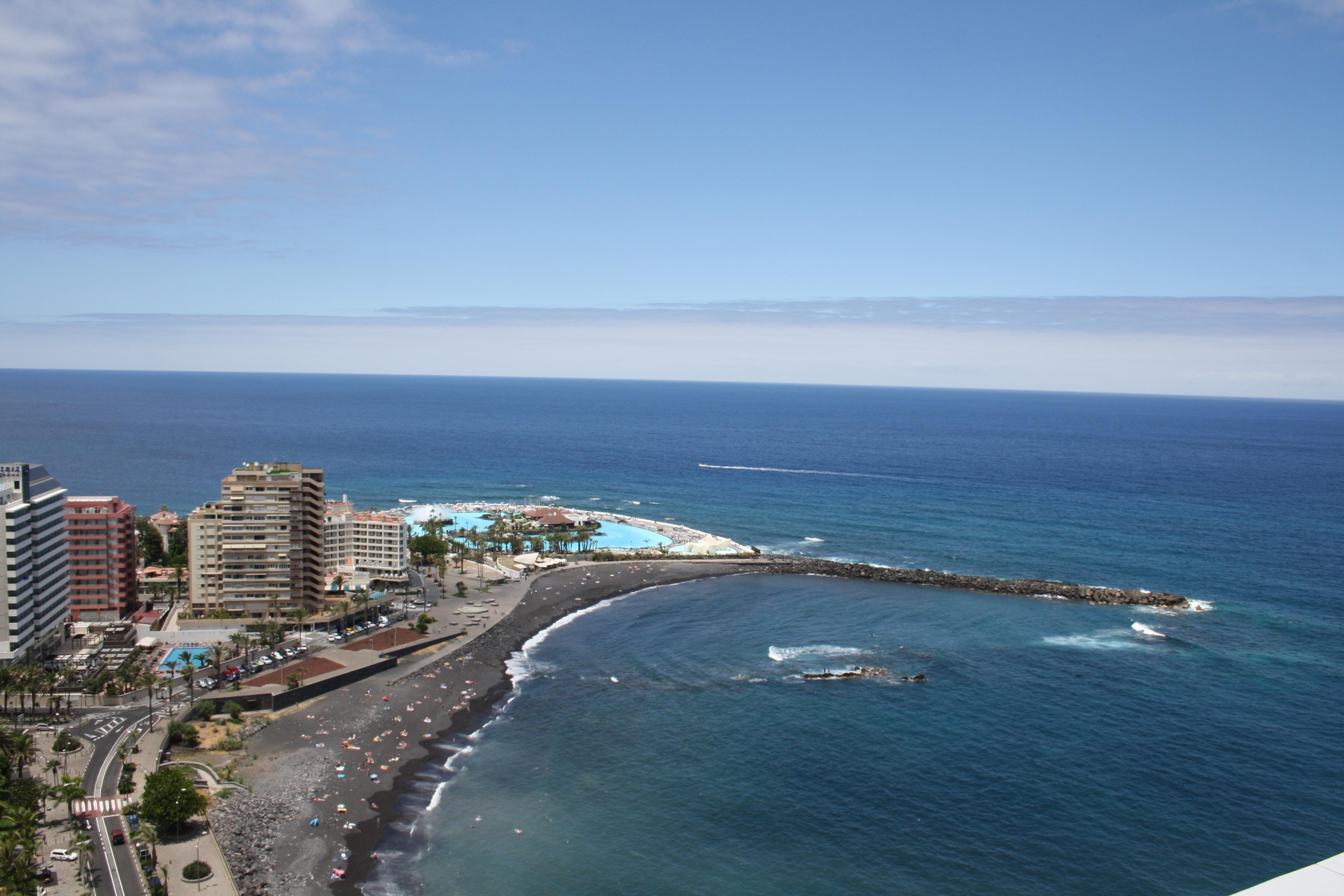 Appartement Blick auf das Meer
