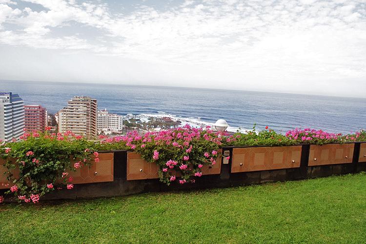 Appartment Seeseite mit Garten
